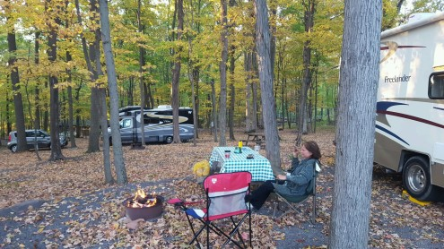 Beaver Valley Campground, Ottsville, Bucks County, Pennsylvania