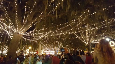 "Night of Lights, St. Augustine, Florida, ""AFTER"""
