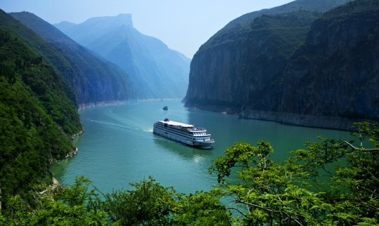 Yangtze River Cruise, China