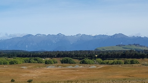 Fiordland National Park from SSR